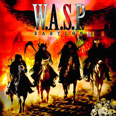 W.A.S.P. - Babylon (Reissue)