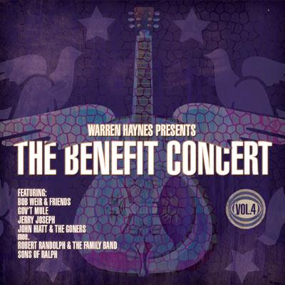 Various Artists - Warren Haynes Presents: The Benefit Concert Volume 4