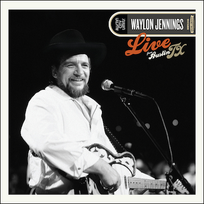 Waylon Jennings - Live From Austin, TX '84 (Vinyl)