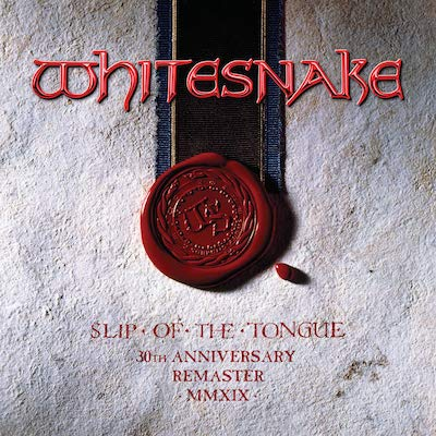 Whitesnake - Slip Of The Tongue (Deluxe Edition)