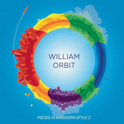 William Orbit - Pieces In A Modern Style Vol. 2