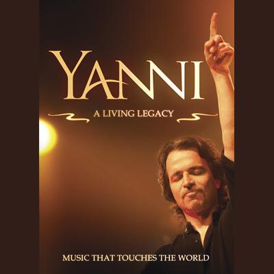 Yanni - A Living Legacy (DVD)