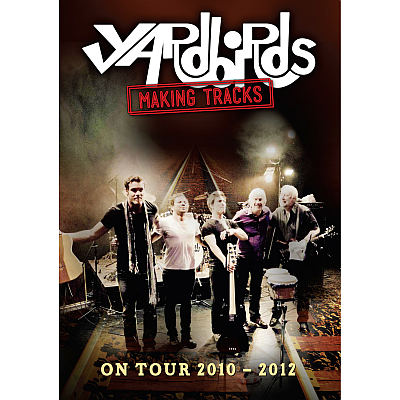 Making Tracks (DVD) by Yardbirds