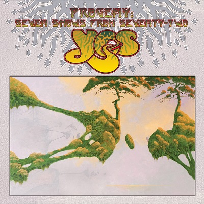 Yes - Progeny: Seven Shows From Seventy Two