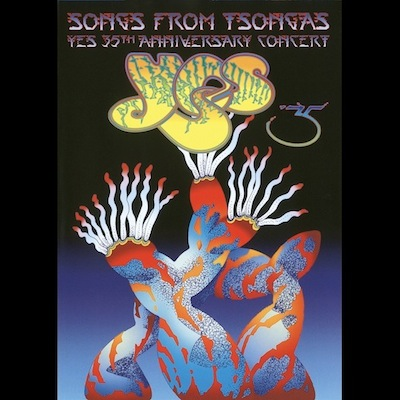 Songs From Tsongas: 35th Anniversary Concert by Yes