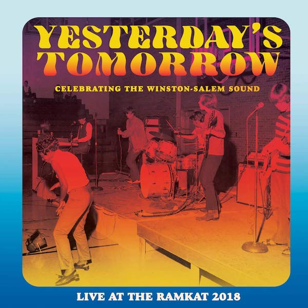 Various - Yesterday's Tomorrow: Celebrating The Winston-Salem Sound