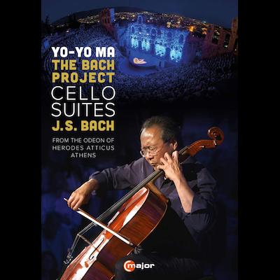 Yo-Yo Ma - The Bach Project – J. S. Bach's Cello Suites (DVD/Blu-ray)