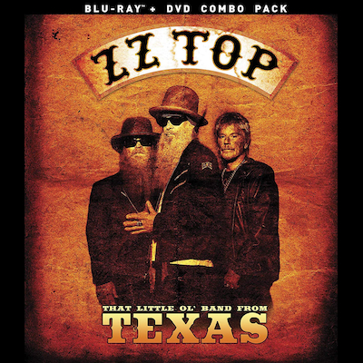 ZZ Top - That Little Ol' Band From Texas (DVD/Blu-ray)