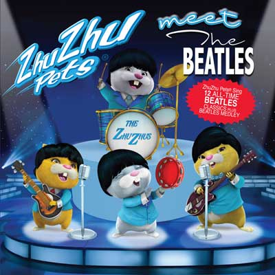 ZhuZhu Pets Meet The Beatles