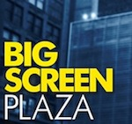 Big Screen Plaza Logo