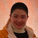 Photograph of NYFA Learning Intern Evy Li