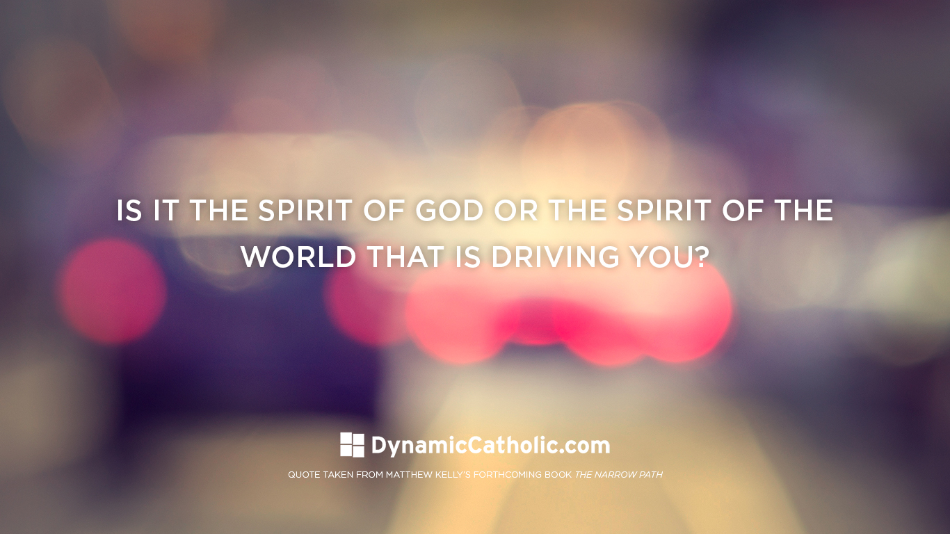 Daily Inspiration Straight To Your Inbox Dynamic Catholic