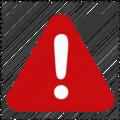 Caution alert