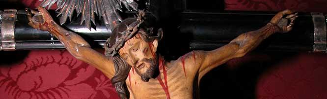 Jesus - Crucifix