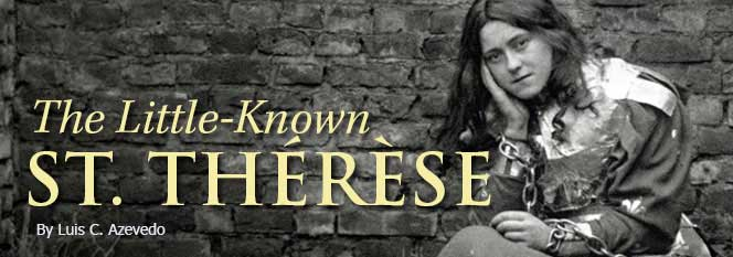 The Little Known St Therese Header