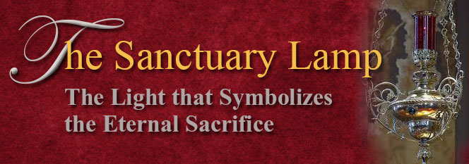 The America Needs Fatima Blog What Does The Sanctuary Lamp Mean To You