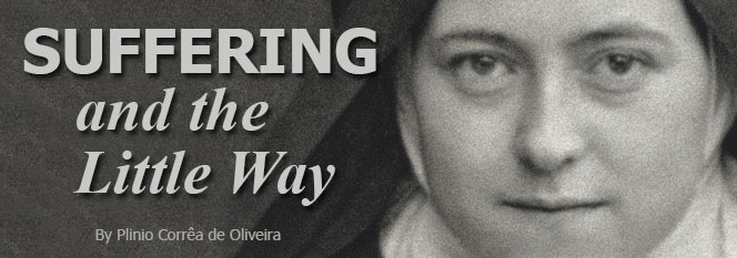 Suffering and the Little Way Header