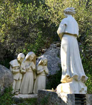 The First Apparition of the Angel | ANF Articles