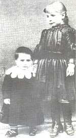 Young St Gemma Galgani