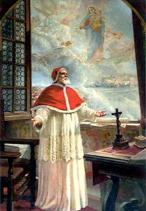 Pope St. Pius V (Feast: April 30) | Saints & Heroes | ANF Articles