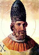 gregory vii hildebrand Henry iv, gregory vii, and countess matilda at canossa gregory vii met with vigorous opposition from the german clergy as well as from the king when he attempted to enforce his laws against simony and the marriage of the clergy.