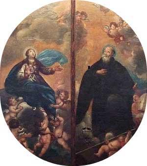 St. Íñigo of Oña