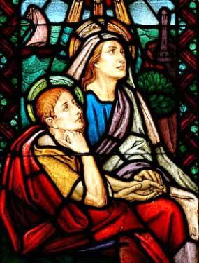 St  Augustine of Hippo (Feast: August 28) | Saints & Heroes