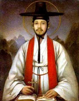 St. Andrew Kim Tae-gon