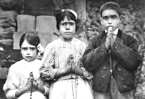 The Three Fatima Seers