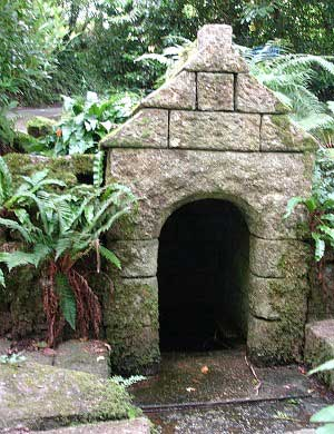 St. Keyne's Holy Well