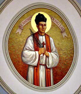 St. Andrew Dung-Lac