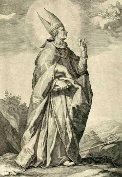 St. Radbod of Utrecht