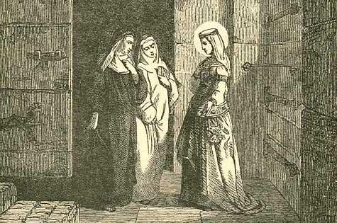 St. Bertilla