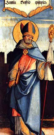 St. Godfrey of Amiens