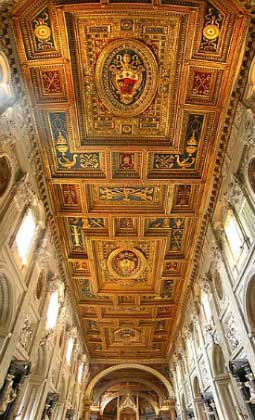 Basilica of Saint John Lateran in Rome