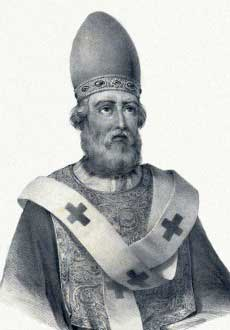 Pope St. Damasus I