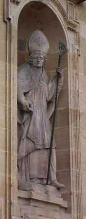 Statue of St. Sturmi