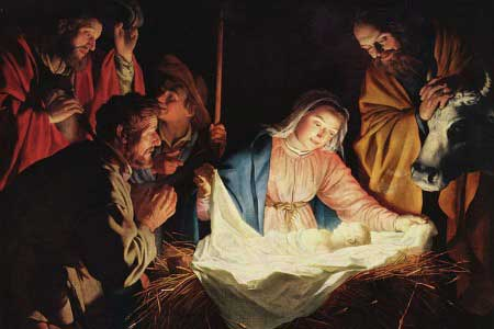 Image 2 - The Nativity