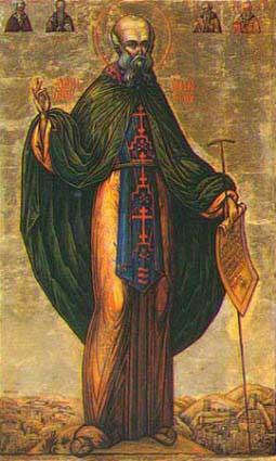 St. Sabas