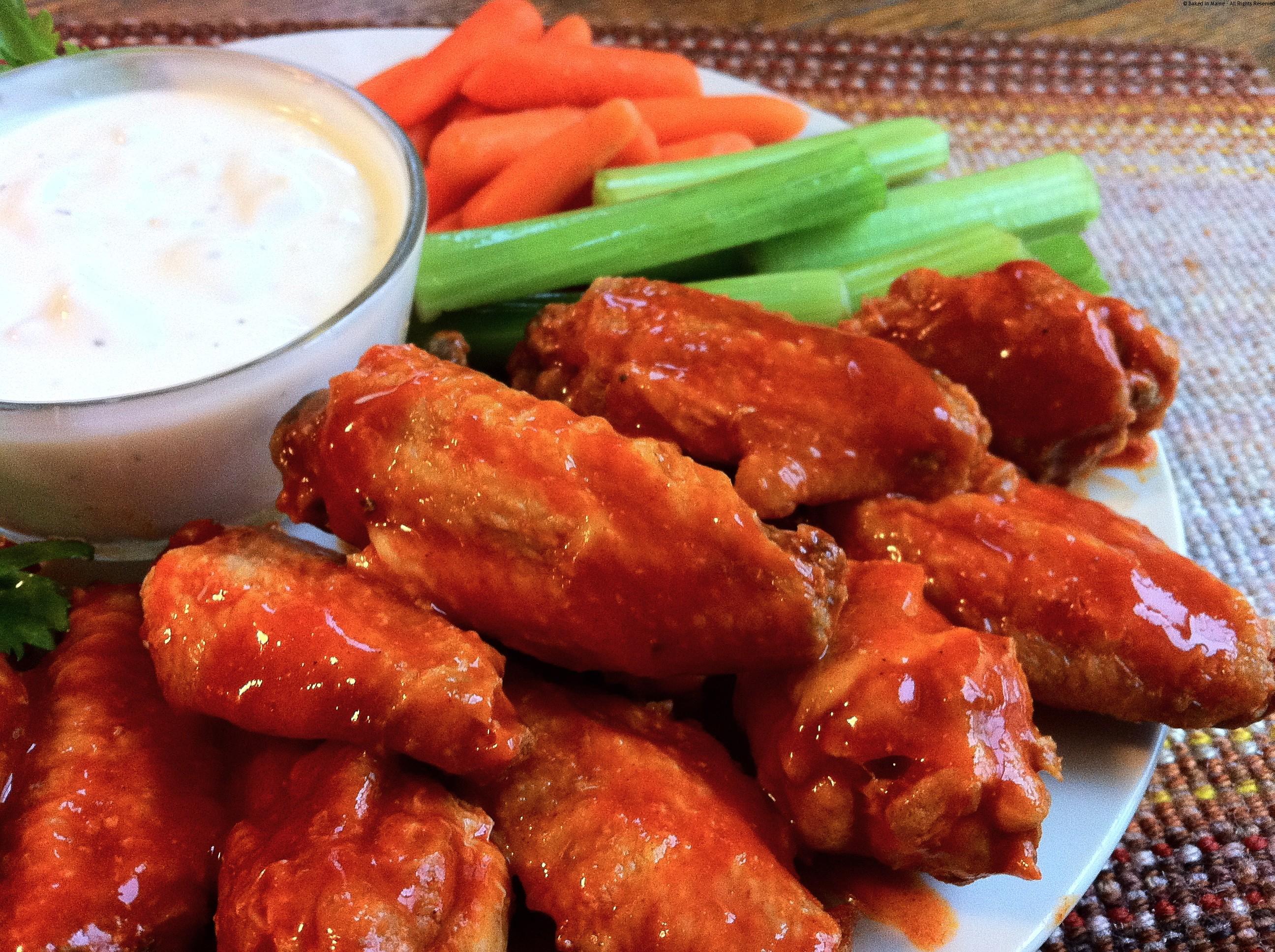 Hot Wings Recipes — Dishmaps