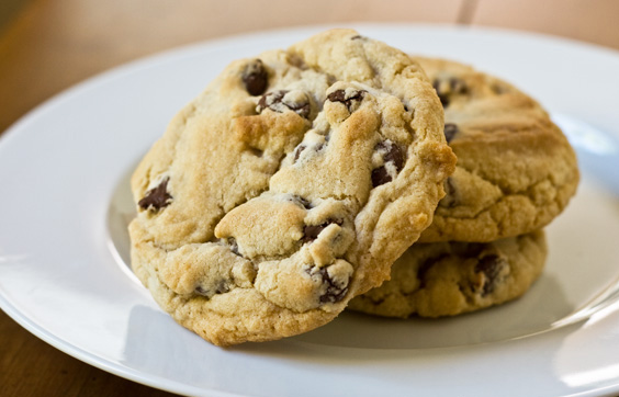 ... chip cookie cupc a kes 60 second chocolate chip cookie a la mode