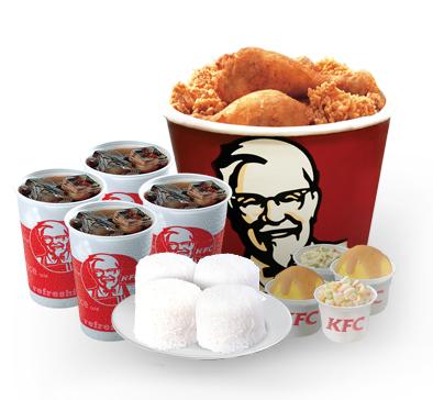 Kfc Bucket Png Kfc bucket mealKfc Bucket Png