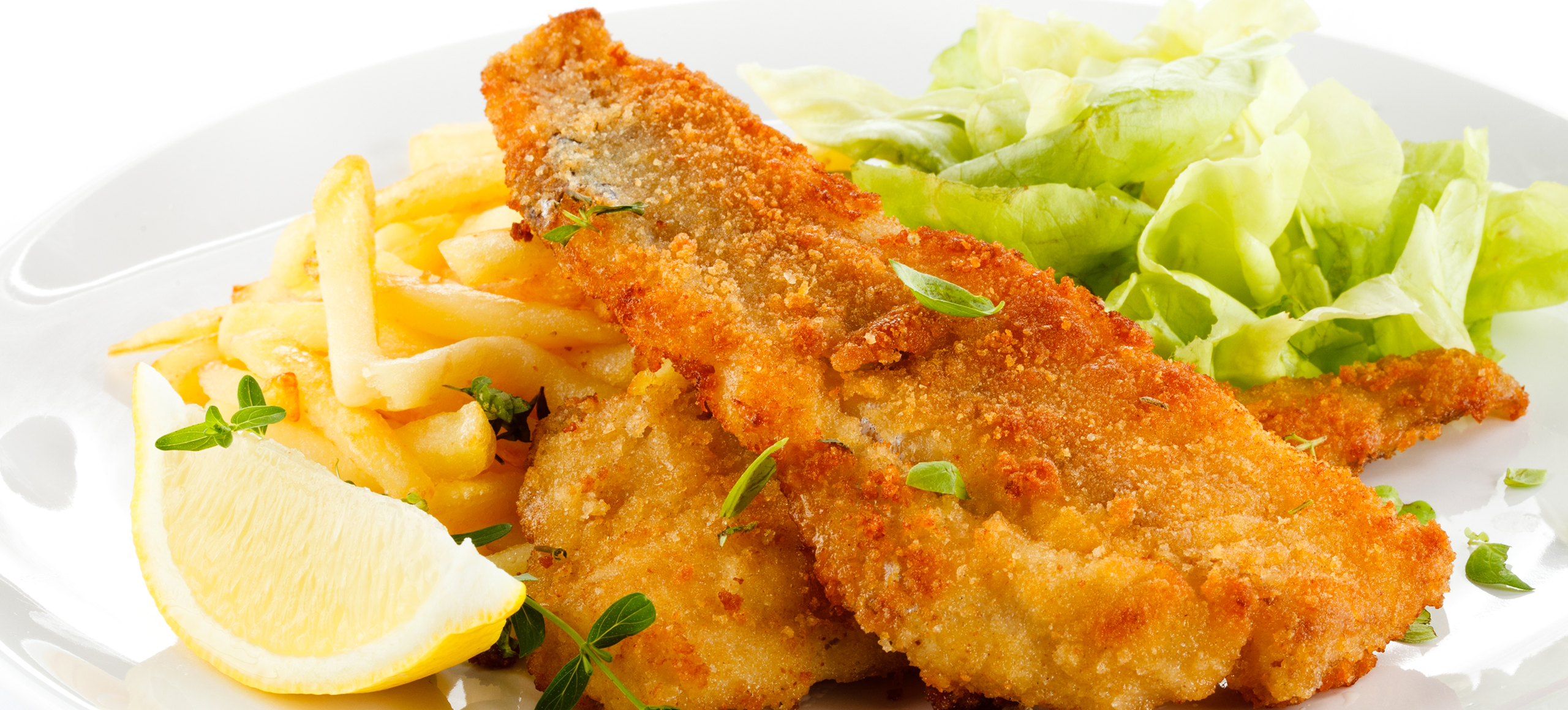 Order online catch isle d open dining for Terrace fish and chips