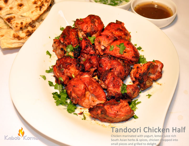 Chicken tandoori half - photo#5