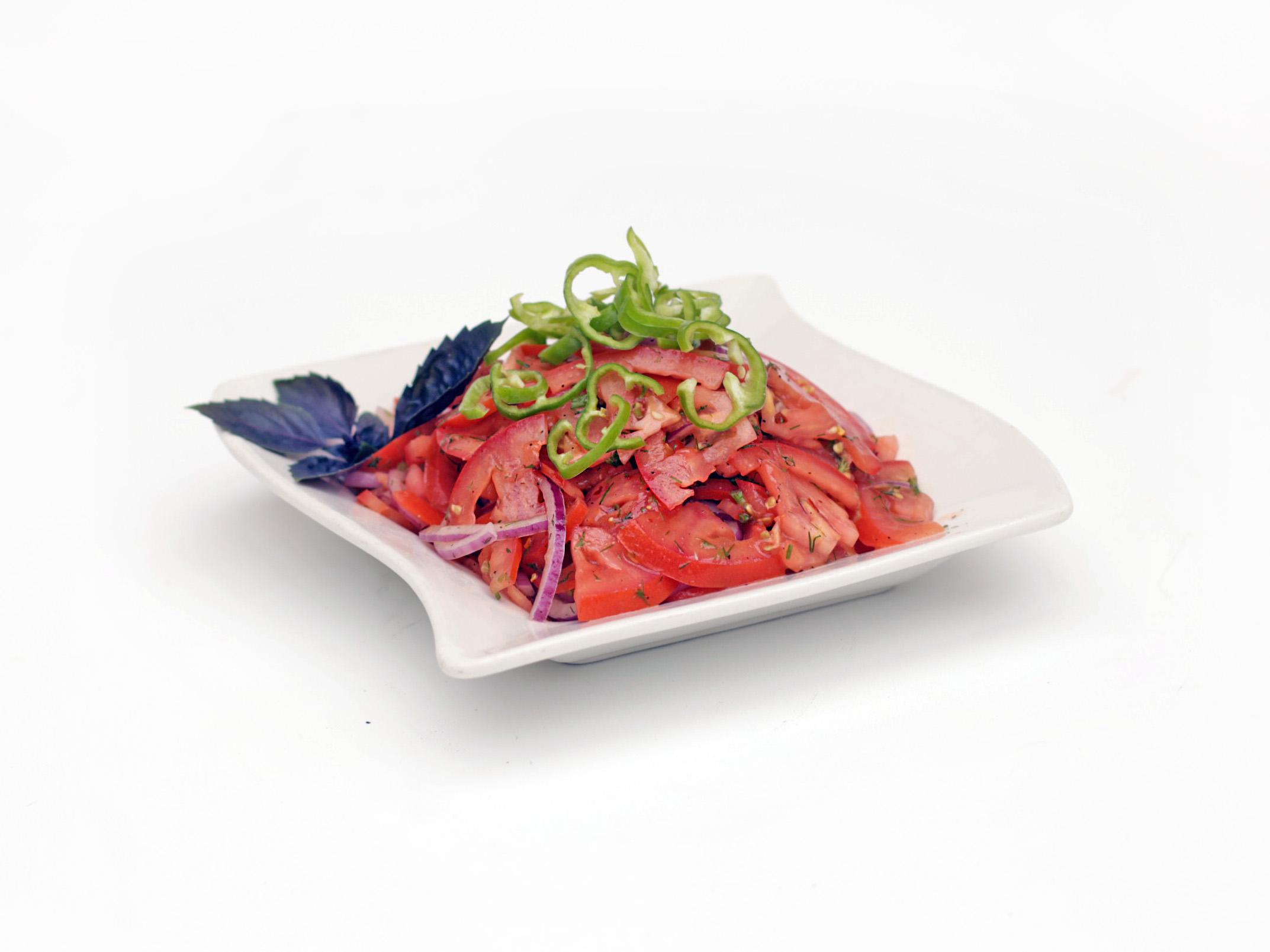 Achik-Chuchuk Salad