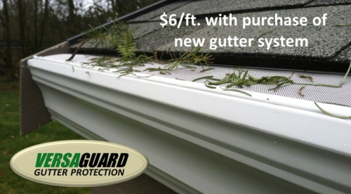 Rain Gutter Pros Llc Rain Guters Seattle Gutter Guards