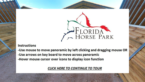 Florida Horse Park Virtual Tour