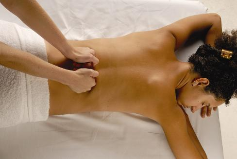 Deep Tissue Massage Page