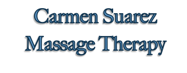 Carmen Suarez Message Therapy