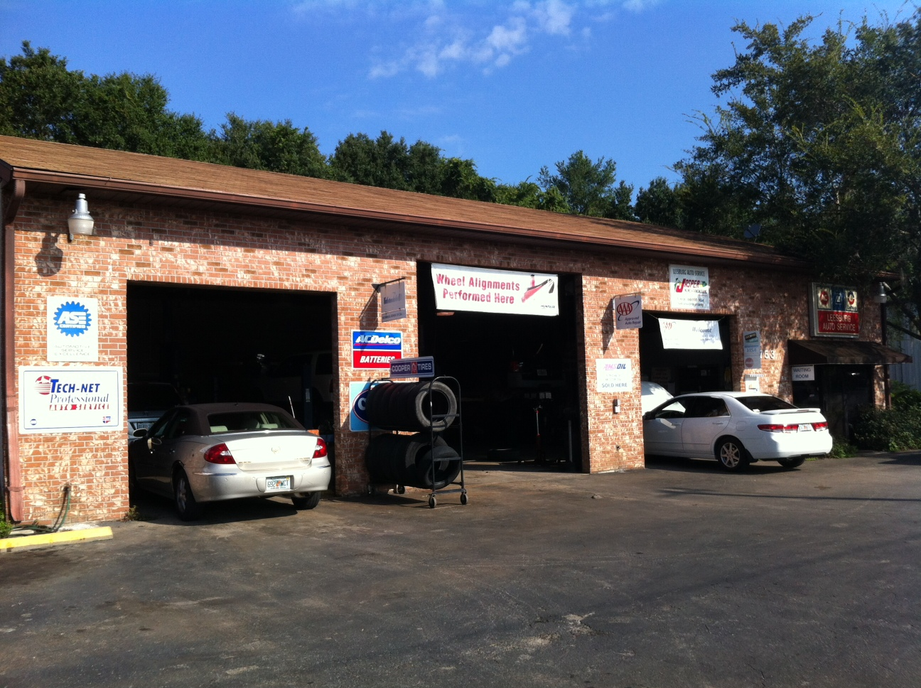 Complete Auto Repair  Page